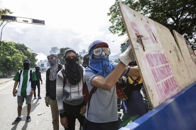 Jongeman doodgeschoten tijdens betoging in Venezuela