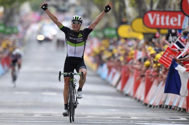 Geen Belgisch feestje in de Tour: Boasson Hagen wint na straf nummer