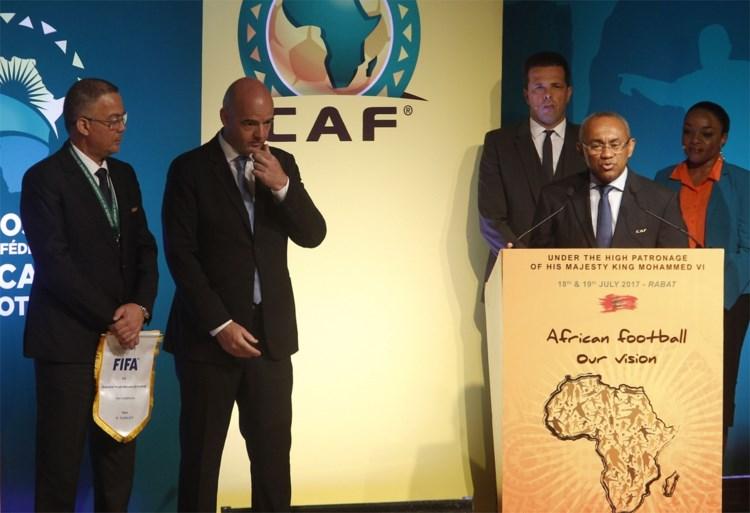 Afrika Cup wordt vanaf 2019 in de zomer gespeeld (met meer landen)