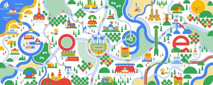 Limburgse doodle voor Google