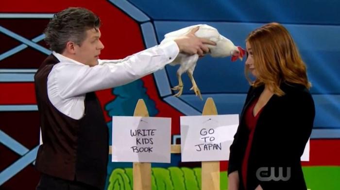 Zoldernaar met kip wint Amerikaanse goochelshow