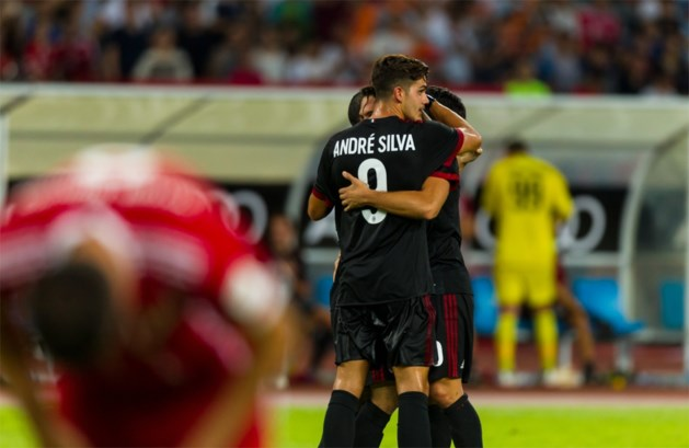 AC Milan vernedert Bayern München in vriendschappelijk duel