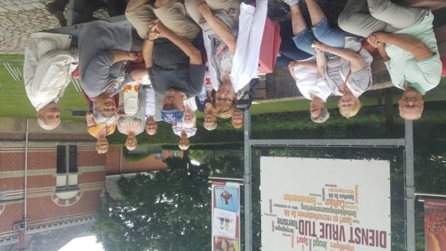 Viva SVV Alken picknickt in het park