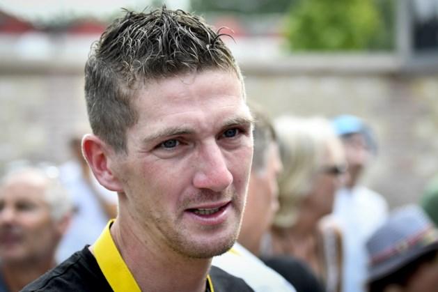 Jurgen Van den Broeck krijgt eresaluut tijdens na-Tourcriterium van Herentals