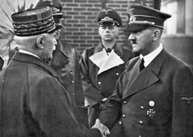 Graf van Franse nazi-collaborateur Pétain opnieuw geschonden