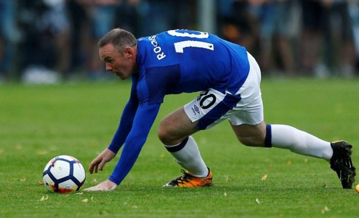 Rooney de blikvanger