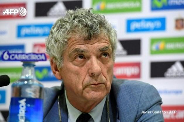 Spaanse Ministerie van Sport schorst verdachte voorzitter van voetbalbond