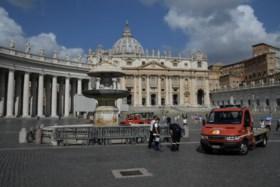 Uitzonderlijke maatregel: Vaticaan legt zijn fonteinen stil wegens droogte