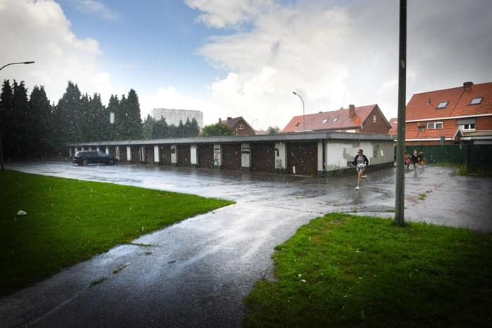 Straatracers teisteren centrum van Genk