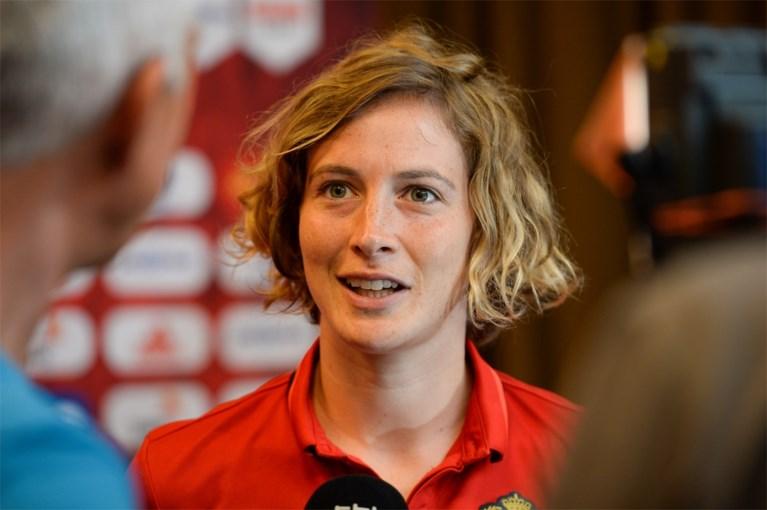 """Red Flames nemen afscheid van stoppende Imke Courtois: """"We zullen je missen!"""""""