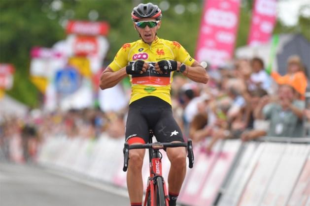 Dylan Teuns geeft eindzege in Ronde van Wallonië extra glans met tweede ritzege