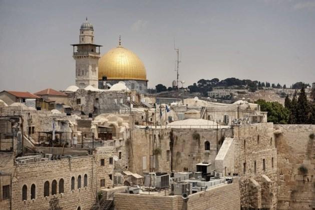 16 gewonden na rellen op Tempelberg in Jeruzalem