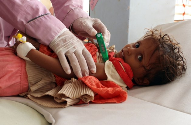 """""""Cholera-uitbraak in Jemen is ergste epidemie ooit"""""""