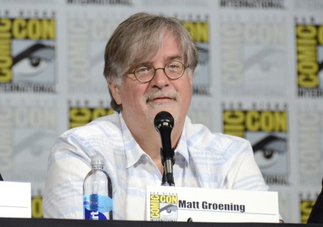Bedenker The Simpsons maakt animatieserie voor Netflix