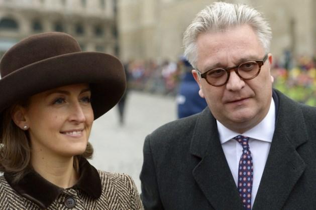 """Prins Laurent brengt in toespraak hulde aan """"de vrouw"""""""