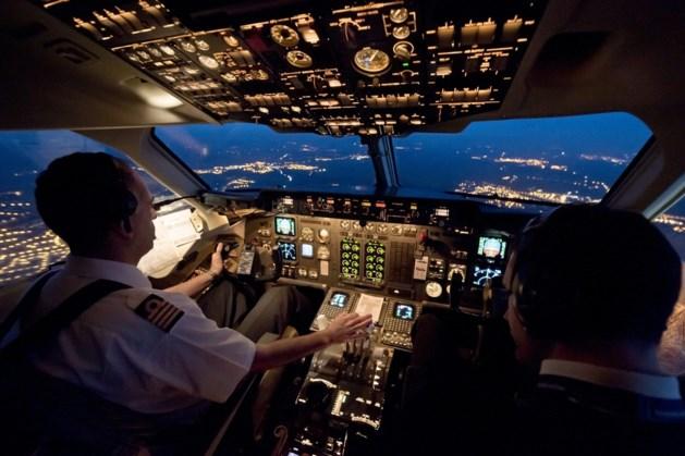 Enorm spektakel: piloot legt uitzonderlijk fenomeen vast tijdens volle vlucht