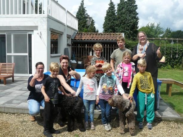 Uniek kinder-hondenkamp bij Buddie Coaching in Opgrimbie
