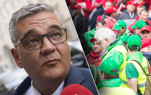 """Vakbonden woedend om afschaffing vaste benoemingen: vanaf september """"alle nodige acties"""" om beslissing tegen te houden"""