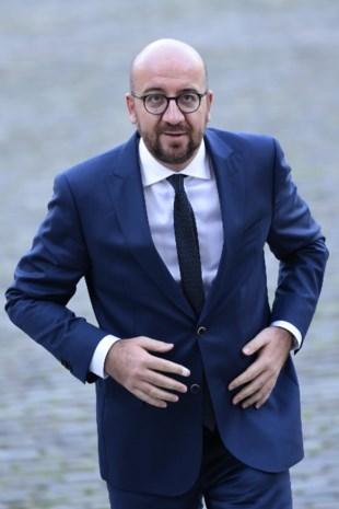 Partijen wachten op de demarrage van premier Michel