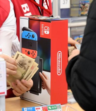 Nintendo ziet winst de hoogte inschieten dankzij Switch