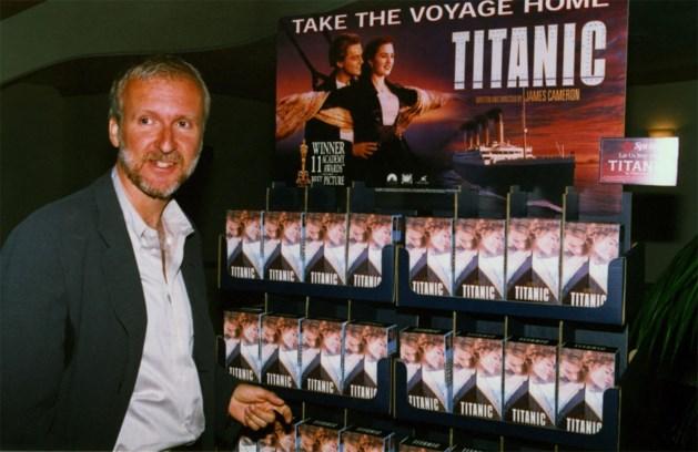"""James Cameron stort zich opnieuw op Titanic-verhaal: """"Wil het kunnen afsluiten"""""""