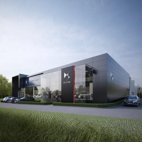 Groep Bruyninx investeert ruim 2 miljoen euro in Autovillage