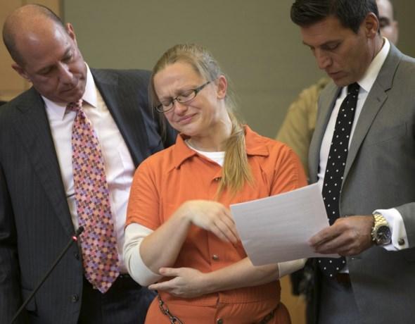 """Vrouw pleit schuldig na verdrinkingsdood van verloofde: """"Het voelt goed dat hij er niet meer is"""""""