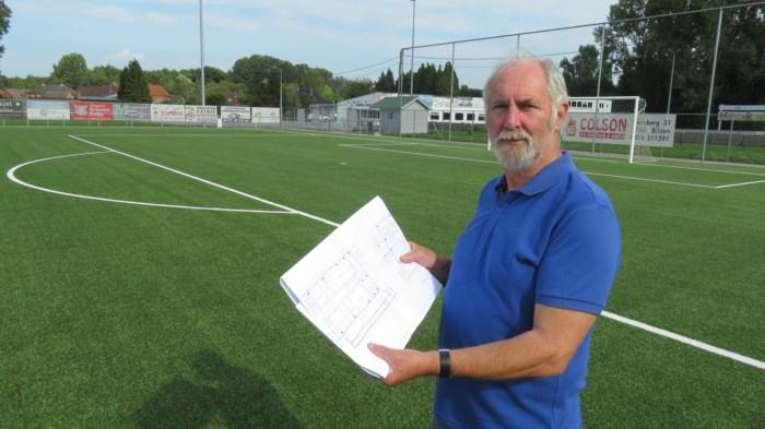 Voetbalclub KEWS Schoonbeek-Beverst breidt fors uit