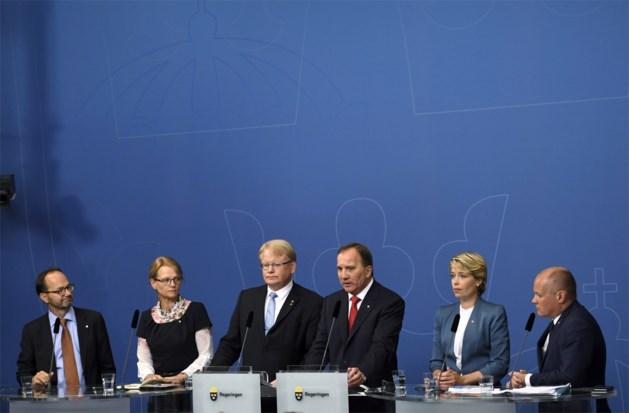 Zweedse premier herschikt regering na IT-schandaal