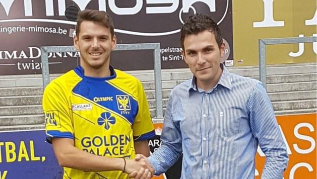STVV-aanwinst Sergio Ayala speelde acht jaar bij Barcelona