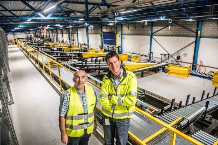 Vast contract voor 100 interims bij Scania Parts in Opglabbeek