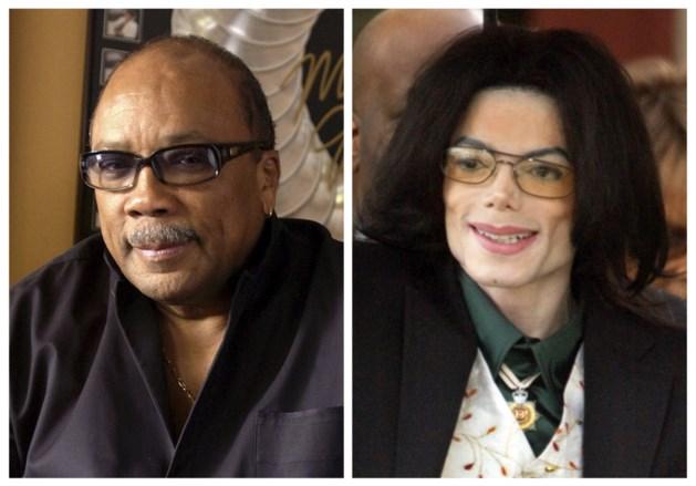 Erfgenamen van Michael Jackson moeten producer Quincy Jones ruim 9 miljoen dollar