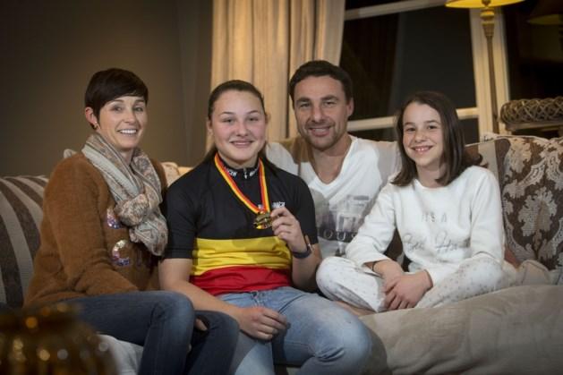 Dina Scavone bezorgt Belgische delegatie derde gouden medaille op EJOF