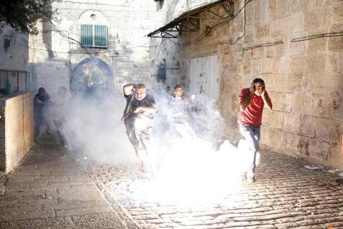 Israël haalt bakzeil in Tempelbergcrisis