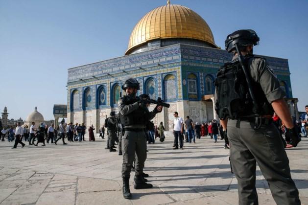 Israëlische politie verbiedt mannen jonger dan 50 toegang tot vrijdaggebed in Jeruzalem