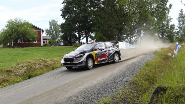 Finnen domineren thuisrally, Ogier valt uit tijdens Rally van Finland