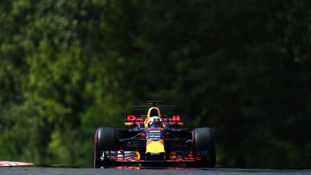 Vandoorne achtste tijdens eerste oefensessie in Hongarije, Ricciardo snelste