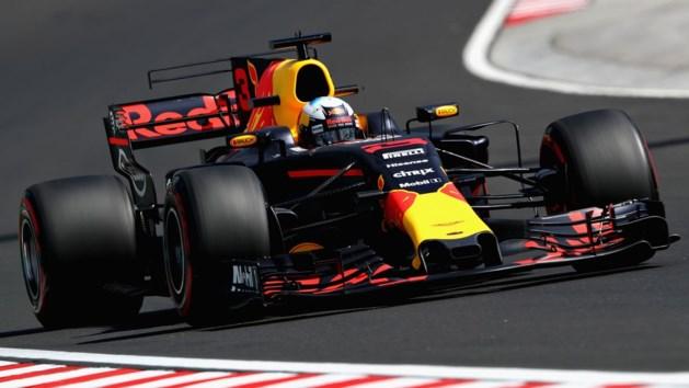 Ricciardo snelste tijdens tweede oefensessie in Hongarije, Vandoorne tiende