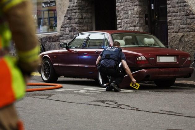 Dronken bestuurder rijdt voetgangers aan in Helsinki: één dode