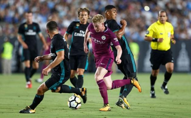 De Bruyne dolt en Man City maakt brandhout van Real, Man United verliest van Neymar, Juventus klopt PSG