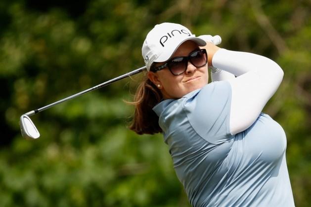 Golfster Laura Gonzalez Escallon 37e na eerste ronde Scottish Open