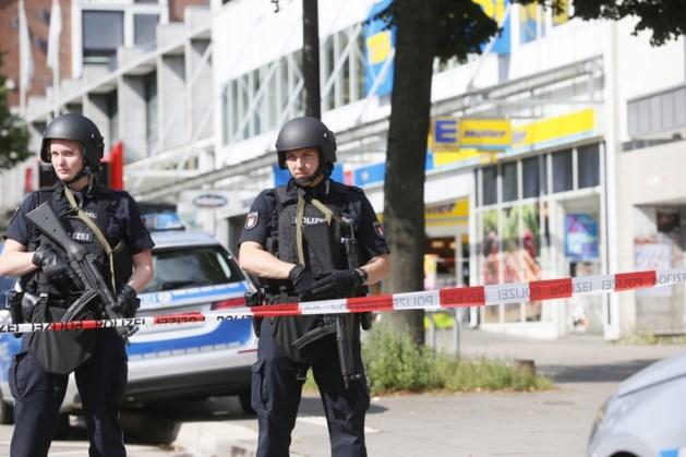Man valt mensen met messen aan in Hamburg: één dode, meerdere gewonden