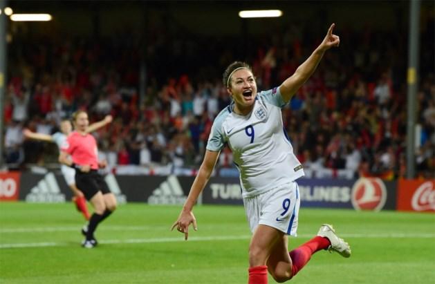 Nederland tegen Engeland in halve finale EK vrouwen