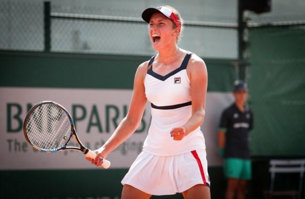 Hoogste WTA-notering ooit voor Elise Mertens