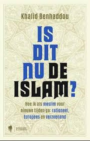 """Boekvoorstelling """"Is dit nu de Islam"""" met Khalid Benhaddou"""