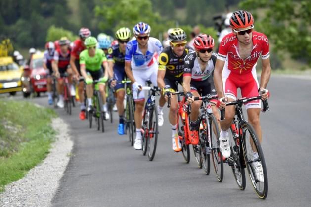 Nicolas Edet, ex-bergkoning in Vuelta, verlengt bij Cofidis