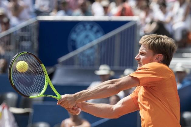 David Goffin grijpt naast plaats in halve finales op ATP Gstaad