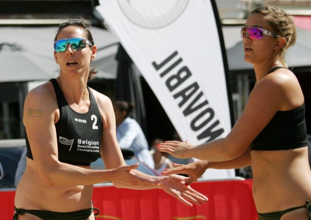 Liesbeth Mouha en Katrien Gielen verliezen in finale CEV Beachvolley Satellite