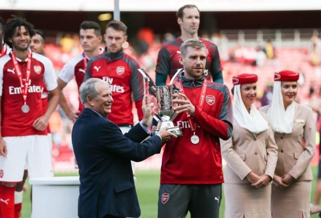 Arsenal wint toernooi dankzij revolutionair puntensysteem