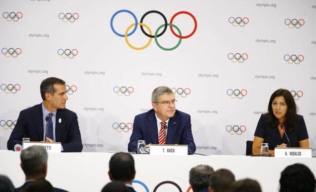 Olympisch dilemma opgelost: eerst in Parijs, vier jaar later in Los Angeles